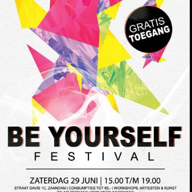 "Cultuurfestival ""Be Yourself"""